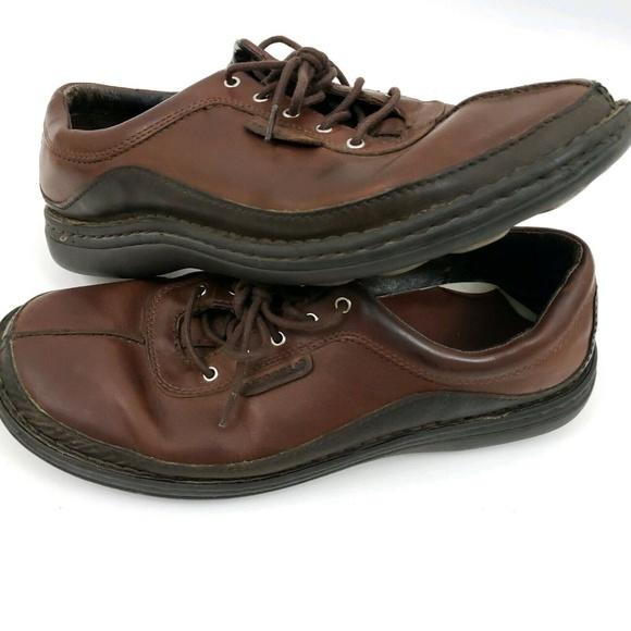 Merrell Other - Merrell Men's Sojourn Redwood Brown Leather